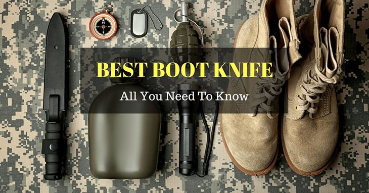 Best Boot Knife 2019 Best Boot Knife – Reviews And Buyer's Guide 2019