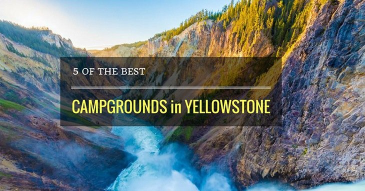 Best Campgrounds in Yellowstone National Park